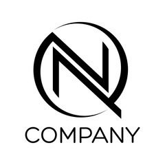 N and Q logo