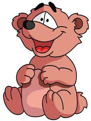In de dag Beren bear