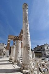 Capitolium in the Roman forum, Brescia, Italy