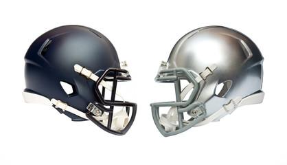 american football helmets Wall mural
