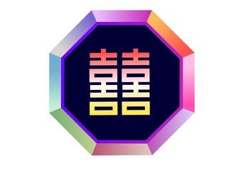 Korean Onraments Tranditional Icon