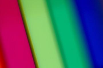 strisce multicolore come sfondo