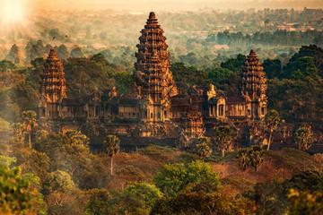 Angkor Wat Fototapete