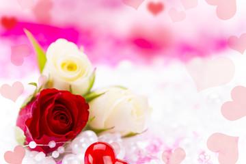 Valentine gift Background.