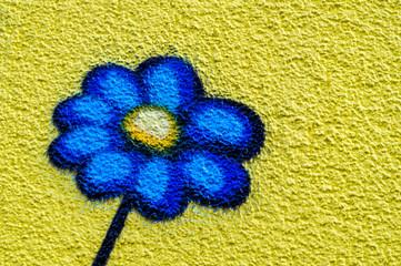 Blume Malerei