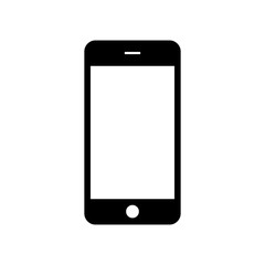 simple model of the smartphone