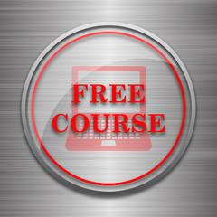 Free course icon