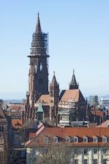 Freiburger Münster, Sanierung