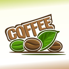 Vector illustration on the theme of coffee