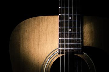 Guitare classique folk