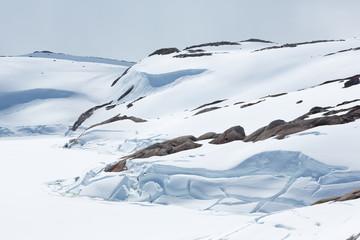 Norway landscape at Lysebotn