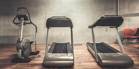 Treadmills exercise machines