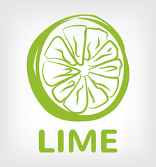 lemon vector logo icon illustration
