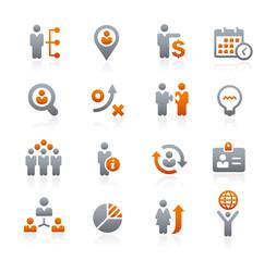 Business Strategies -- Graphite Series