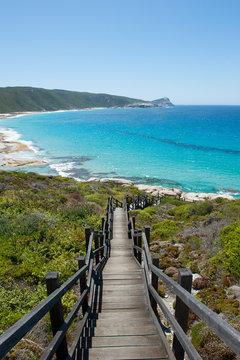 Beach Torndirrup National Park Albany Australia