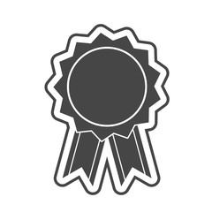 Award icon, Vector illustration