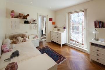 Interior, children room