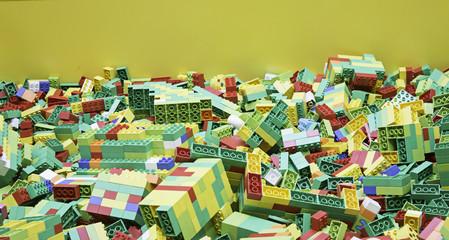Building blocks game