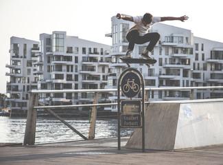 Flyout Copenhagen
