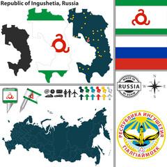 Republic of Ingushetia, Russia