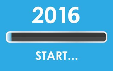Start 2016 Illustration