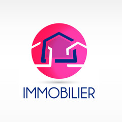 Logotypes immobilier A