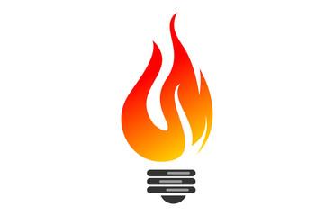 Bulp Fire Spirit Logo