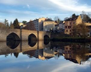 Limoges - le pont Saint-Etienne