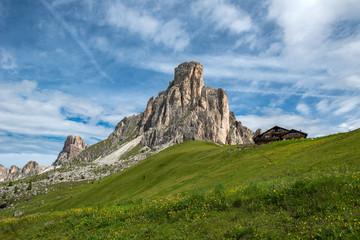 Giau Pass, Dolomites