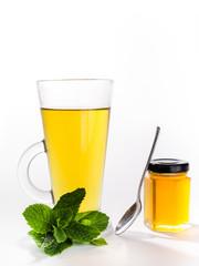 Mint Tea and Honey
