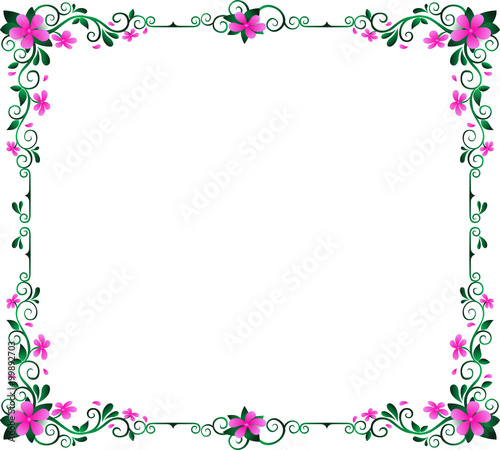 Rectangle Frame Border Design Www Pixshark Com Images