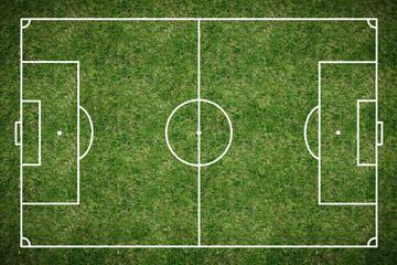 football field ,soccer field background