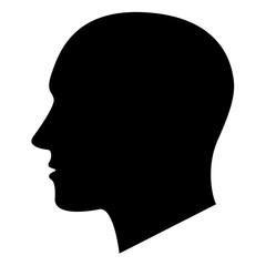 black head
