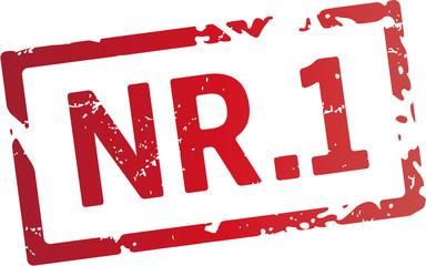 roter Stempel NR.1