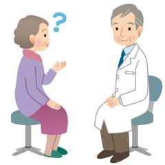 医療 診察 高齢者 疑問