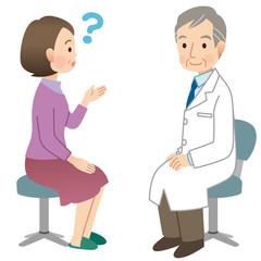 医療 診察 女性 疑問