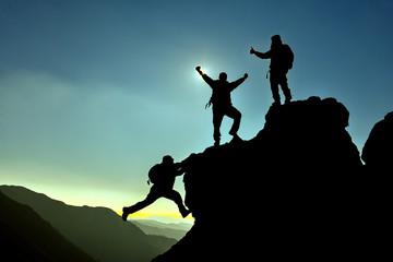 birlik ve beraberlik ruhu & başarılı takım