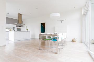 Modern bright Dining-Room