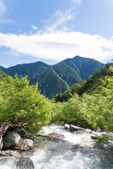 南アルプス 風景イメージ