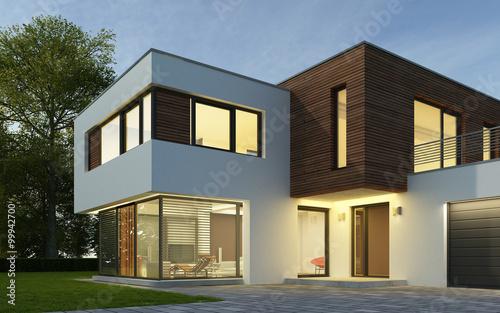 haus kubus close up photo libre de droits sur la banque d 39 images image 99942700. Black Bedroom Furniture Sets. Home Design Ideas