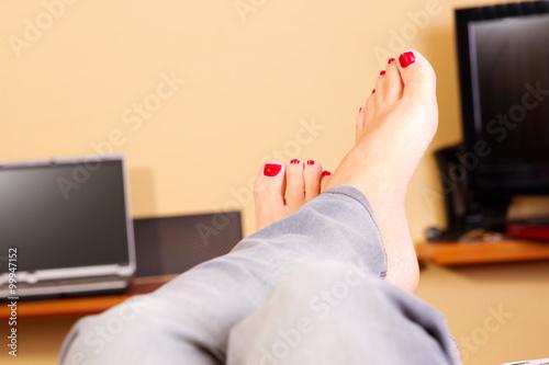 Dicke Frauen Füße Bilder