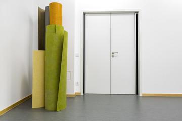 Zimmer Raum Bodenbelag ©Matthias Buehner
