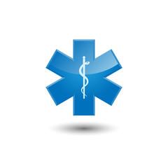 Medical symbol.