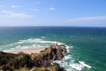 Ostküste von Australien, Byron Bay.