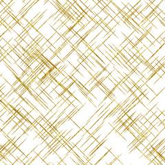 Gold Diagonal Lines Faux Foil Metallic Background Pattern Textur