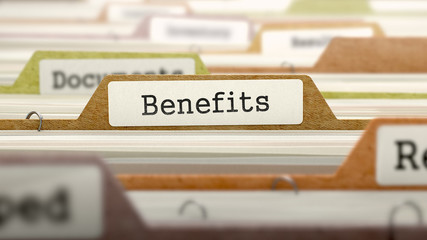 Benefits - Folder Name in Directory.