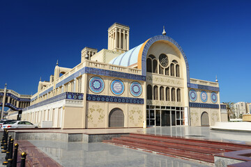 Blue Souq in Sharjah