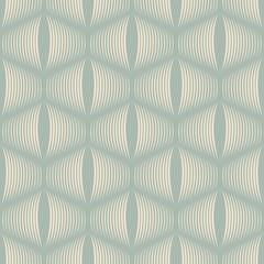 Elegant antique background image of curve line geometry pattern.
