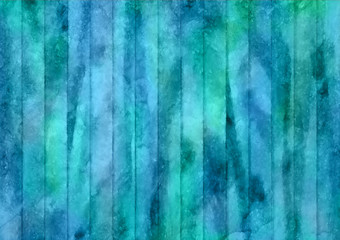 Watercolor Wooden Texture Background