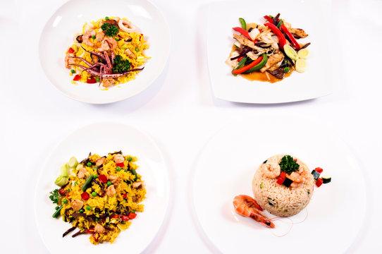 Restorant menu